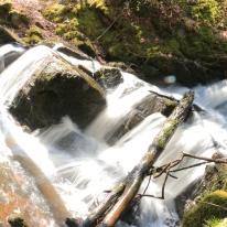 The secret waterfall